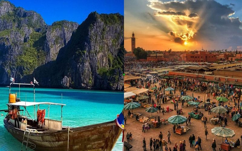 marocco e thailandia mete low cost pensionati